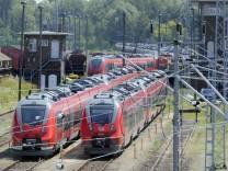 Bahn muss weiter auf neue Regionalzüge warten