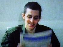Der israelische Soldat Gilat Schalid