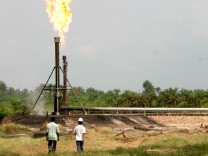 Erdölförderung in Nigeria, 2006