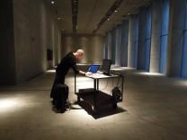 Ägyptisches Museum Klanginstallation Mark Polscher