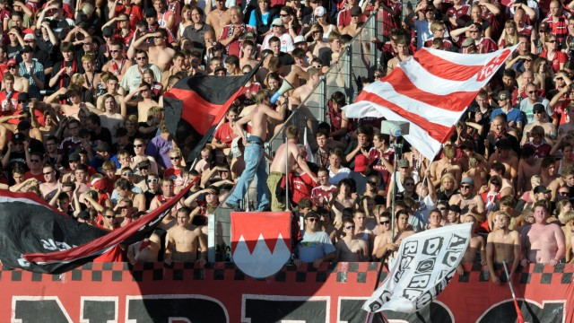 1. FC Nürnberg - 1. FSV Mainz 05 3:3