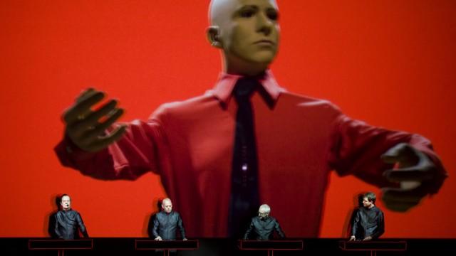 Konzert 'Kraftwerk'