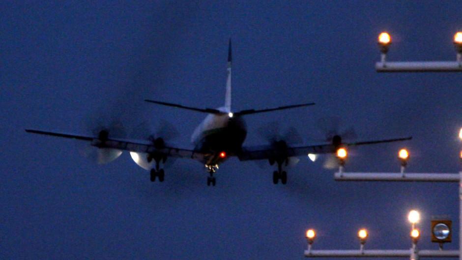 Urteil zu Nachtflügen in Leipzig/Halle erwartet