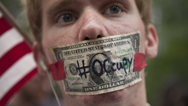 """Occupy Wall Street Protestbewegung """"Occupy"""" in Europa"""