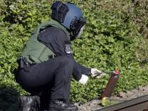 Weitere Brandsaetze in Berlin entdeckt