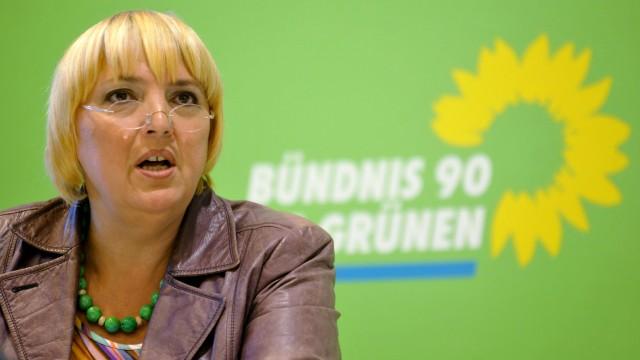 Landesparteitag Buendnis 90/Die Gruenen