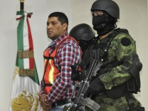 Carlos Oliva Castillo of the gang 'Los Zetas' arrested