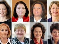 Frauen in Dax-Vorständen