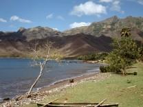 Deutscher Tourist auf Südsee-Insel vermisst