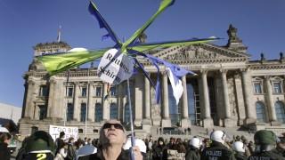 Occupy-Bewegung Occupy-Bewegung in Deutschland nimmt Fahrt auf