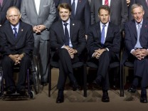 G20 Finance Summit in Paris
