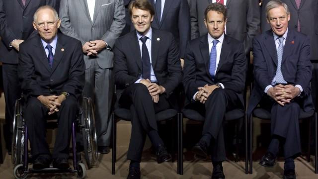 G20 Finance Summit in Paris