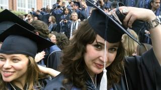 Absolventenfeier Jacobs University Bremen