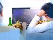 Essen vor der Glotze; Fernsehen beim Essen, Stil-Duell, Eine Frage des Stils; Photocase