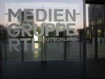 Anhaenger der verbotenen PKK dringen in RTL-Sendezentrale ein