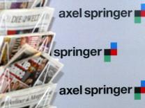 Vorschau: Axel Springer AG veroeffentlicht Quartalszahlen