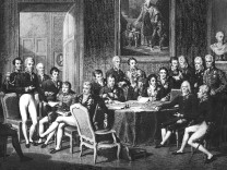 Wiener Kongress 1814/1815