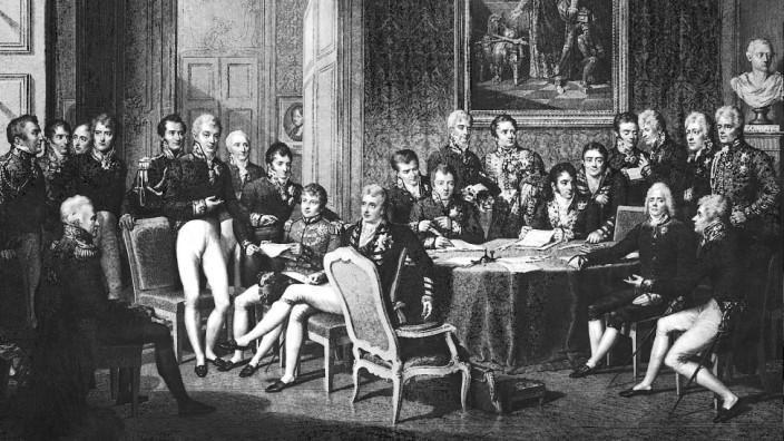 Wiener Kongress 1814/1815