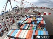 Exporte, Hafen Hamburg, Foto: dpa