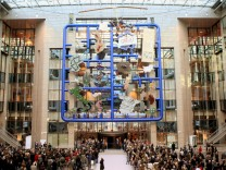Fünf Jahre EU-Erweiterung  - umstrittenes Kunstwerk
