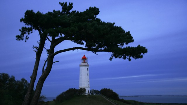 Leuchtturm von Hiddensee