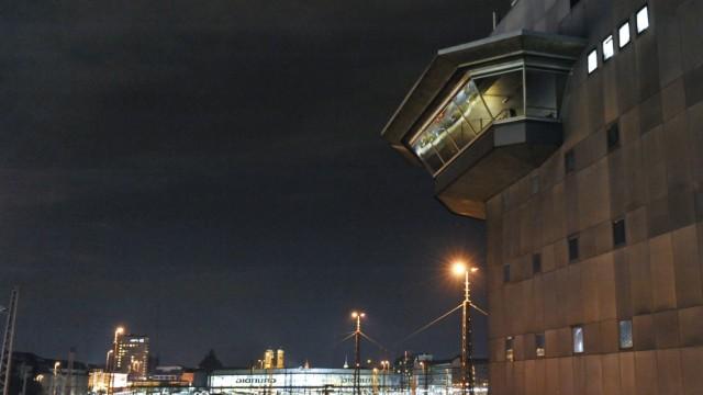 Stellwerk am Münchner Hauptbahnhof, 2010