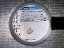 'Eigene Dateien' auf Rechner