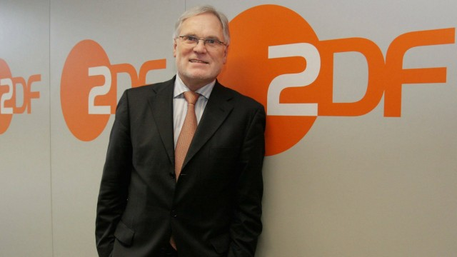Schaechter als ZDF-Intendant wiedergewaehlt