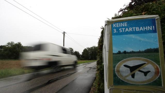 Dritte Startbahn Bürgerbegehren gegen die Dritte Startbahn