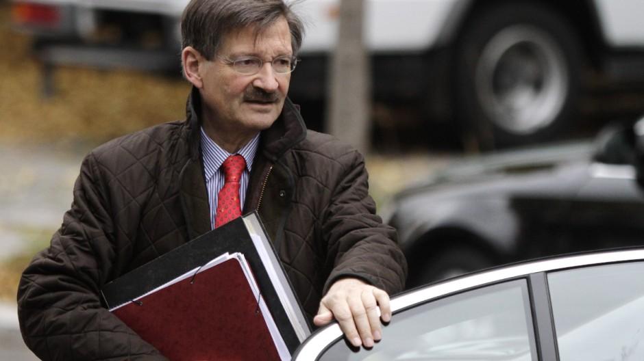 Hermann Otto Solms,Bundesschatzmeister der FDP.