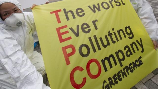 TEPCO Shareholders Meeting