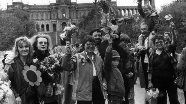 25 Jahre Grüne im bayerischen Landtag