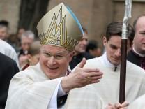 Amtseinführung des neuen Augsburger Bischofs Konrad Zdarsa