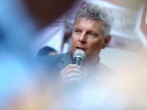 Dieter Reiter auf dem Isarinselfest in München, 2011