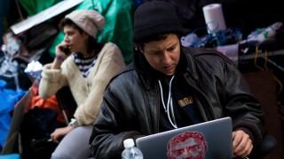 Netz-Depeschen Occupy-Wall-Street beschuldigt Unternehmen
