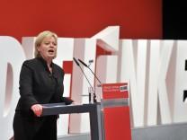 Bundesparteitag der Linken in Erfurt