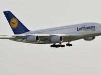 Vorschau: Lufthansa veroeffentlicht Verkehrszahlen fuer September