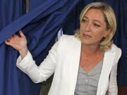 Marine Le Pen, Reuters