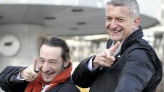 Berliner 'Tatort'-Duo ermittelt seit zehn Jahren