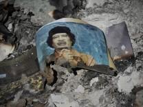 Berichte ueber Festnahme Gaddafis nicht bestaetigt