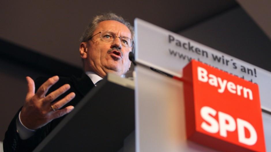 Landesparteitag der bayerischen SPD