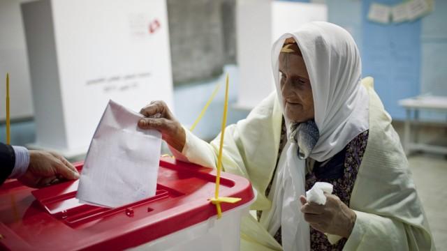 Tunisia elections