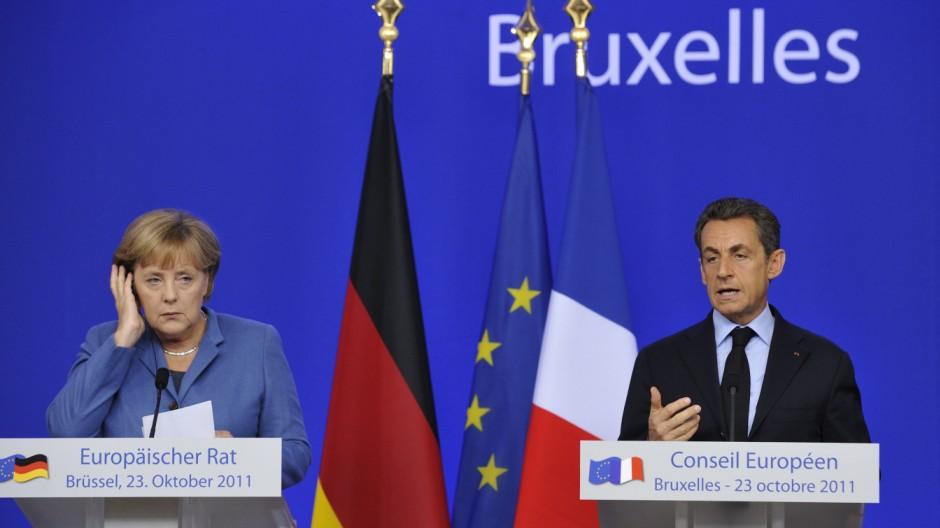 Euro-Krisengipfel Krisengipfel von Brüssel