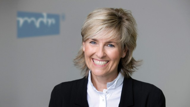 Karola Wille ist neue MDR-Intendantin