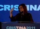 Argentiniens Präsidentin Fernandez feiert deutlichen Wahlsieg (Vorschaubild)