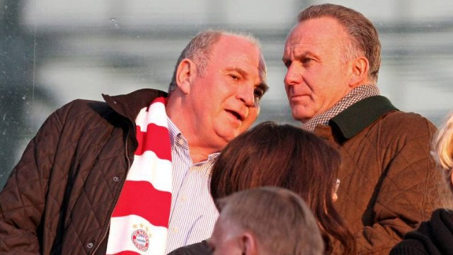 Bundesliga FC Bayern verliert in Hannover