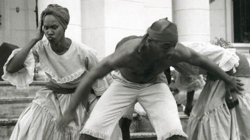 Anthony Caronia: Afro-Cuba