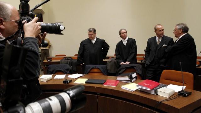 Ex-BayernLB-Vorstand Gribkowsky wegen Bestechlichkeit vor Gericht