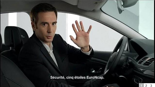 Renault Renault und Opel werben in Frankreich auf Deutsch