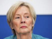 Vorschau: Christine Bergmann beendet Amtszeit als Missbrauchsbeauftragte der Bundesregierung